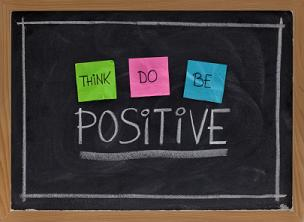 How do YOU stay positive?