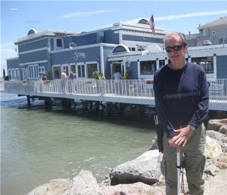 Bill in Sausalito